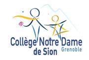 38100 - Grenoble - Collège Privé Notre Dame de Sion
