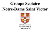 51200 - Épernay - Lycée Privé Notre-Dame Saint Victor - Sainte Marie