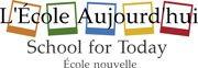 75014 - Paris 14 - L'Ecole Aujourd'hui - School for Today