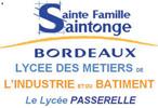 33000 - Bordeaux - Lycée Général, Technologique et Professionnel Privé Sainte Famille Saintonge, Lycée des Métiers de l'Industrie et du Bâtiment