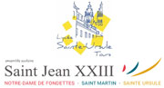 37000 - Tours - Lycée Sainte-Ursule - Ensemble Scolaire Saint Jean XXIII