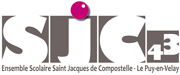 43000 - Le Puy-en-Velay - Lycée des Métiers - Ensemble Scolaire St-Jacques de Compostelle  - Lycée d'Enseignement Général Site St-Joseph et Technologique site Anne-Marie Martel