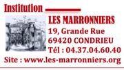 69420 - Condrieu - Collège Privé Les Marronniers