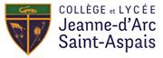 77300 - Fontainebleau - Lycée Jeanne-d'Arc - Saint-Aspais