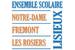 14100 - Lisieux - Internat de Notre-Dame, Frémont, Les Rosiers