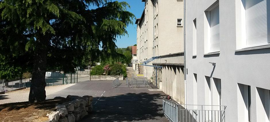 01120 - Dagneux - Collège Saint-Louis