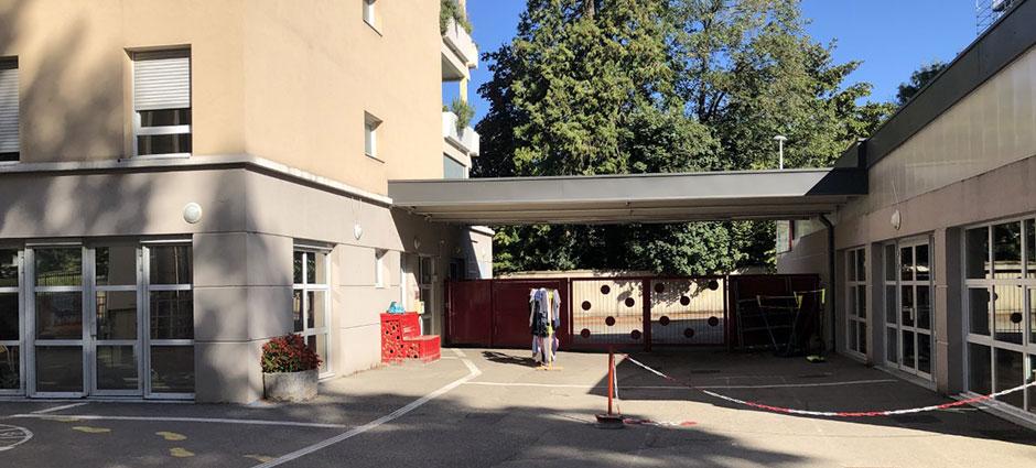 01000 - Bourg-en-Bresse - École Saint-Louis