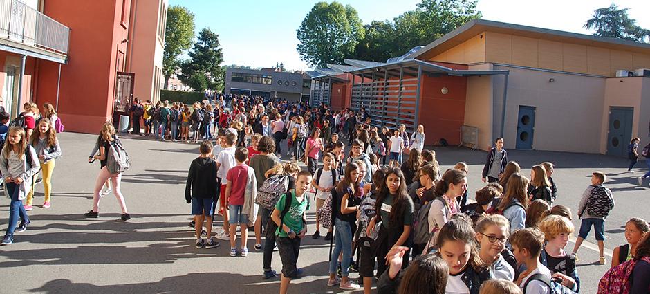 03300 - Cusset - Collège Privé Saint-Joseph