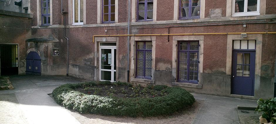 03100 - Montluçon - École Sainte-Philomène