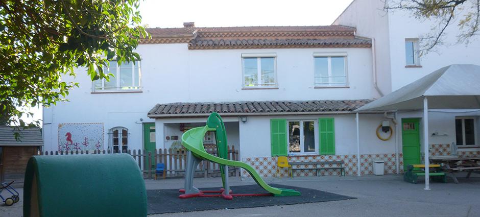 06800 - Cagnes-sur-Mer - École La Fontaine