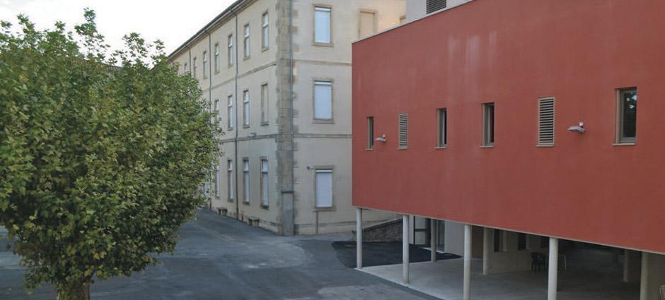 07201 - Aubenas - Lycée Enseignement Supérieur Privé Jules Froment