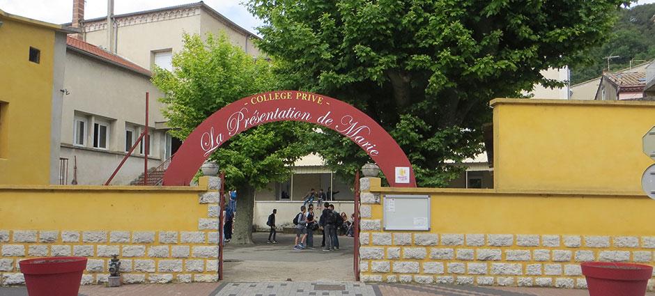 07400 - Le Teil - Collège Privé de la Présentation de Marie