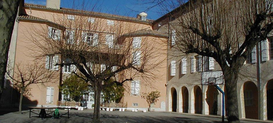 07000 - Privas - Ensemble Sacré-Cœur Notre-Dame, Lycée du Sacré-Cœur