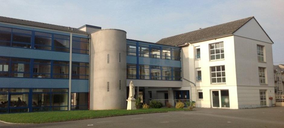 08300 - Rethel - Collège Sainte-Thérèse