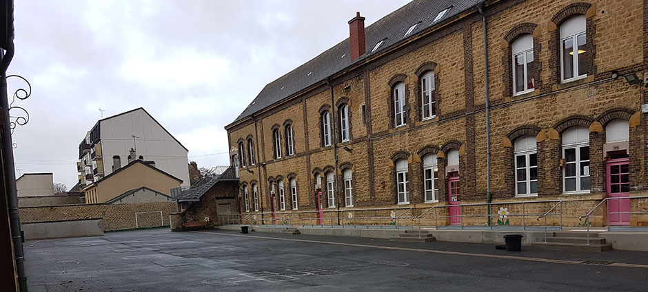08200 - Sedan - École Catholique de la Salle