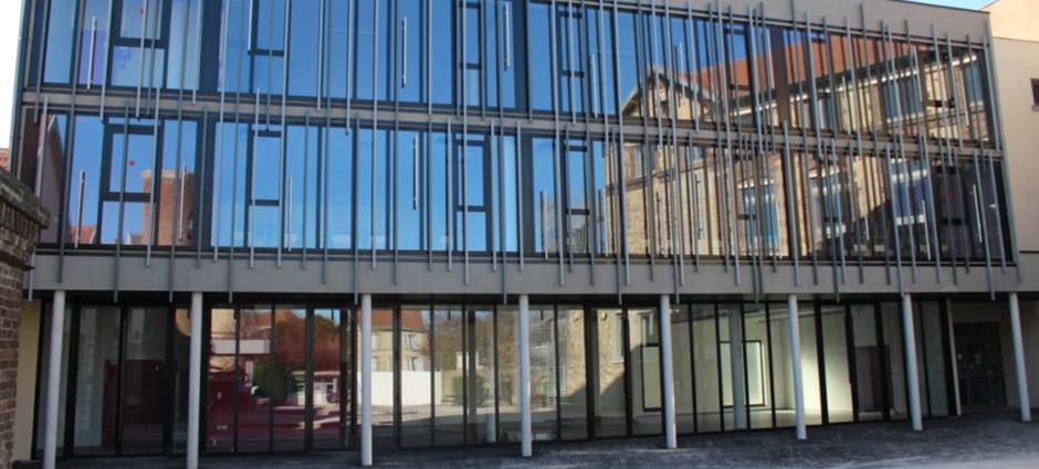 10000 - Troyes - Lycée Professionnel Privé Jeanne Mance