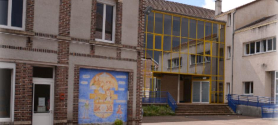 10100 - Romilly-sur-Seine - École Privée Sainte-Anne