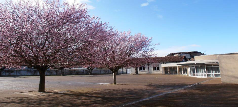 10000 - Troyes - École Privée Sainte-Marie