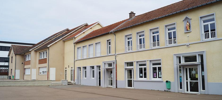 10100 - Romilly-sur-Seine - Collège Privé Saint-Joseph