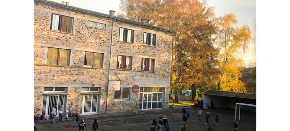 12160 - Baraqueville - Ensemble scolaire privé École et Collège Notre Dame