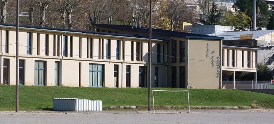 12400 - Saint-Affrique - École maternelle et primaire Saint-Jean-Baptiste