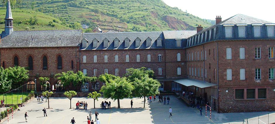 12330 - Marcillac-Vallon - Collège Privé Saint-Joseph