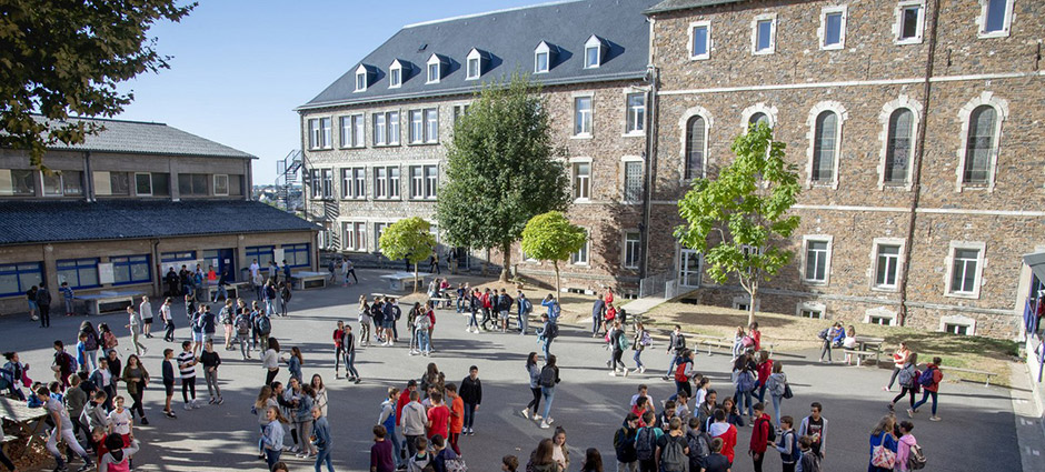 12000 - Rodez - Ensemble scolaire La Salle - Saint Joseph - Collège Privé