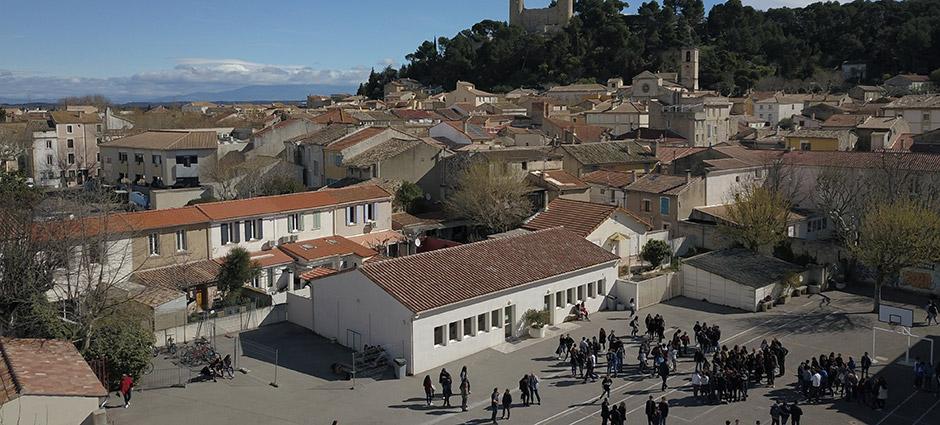 13832 - Châteaurenard - Collège Privé Catholique Saint-Joseph