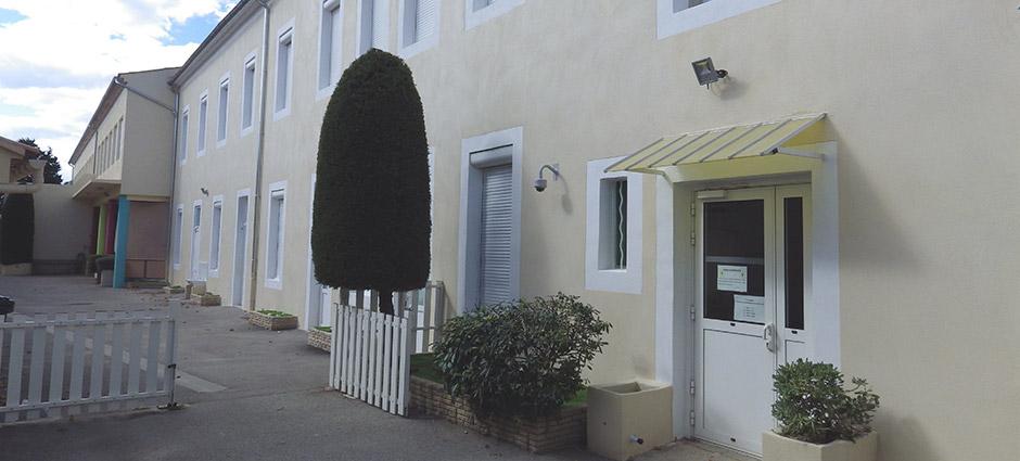 13160 - Châteaurenard - École Privée Catholique St-Denys - St-Joseph