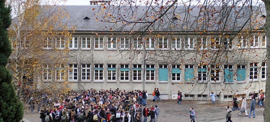 14100 - Lisieux - Collège Privé Notre-Dame (Ensemble Scolaire Notre-Dame, Frémont, Les Rosiers)
