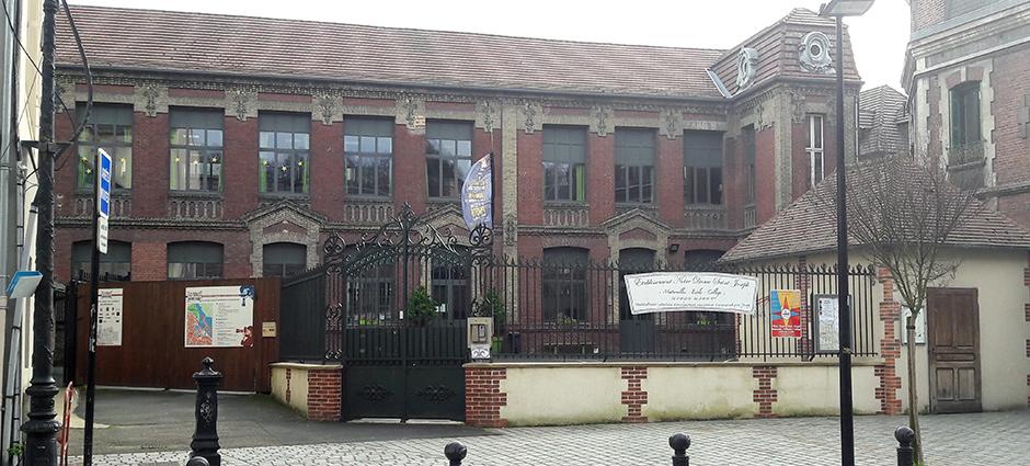 14600 - Honfleur - École Privée Notre-Dame Saint-Joseph