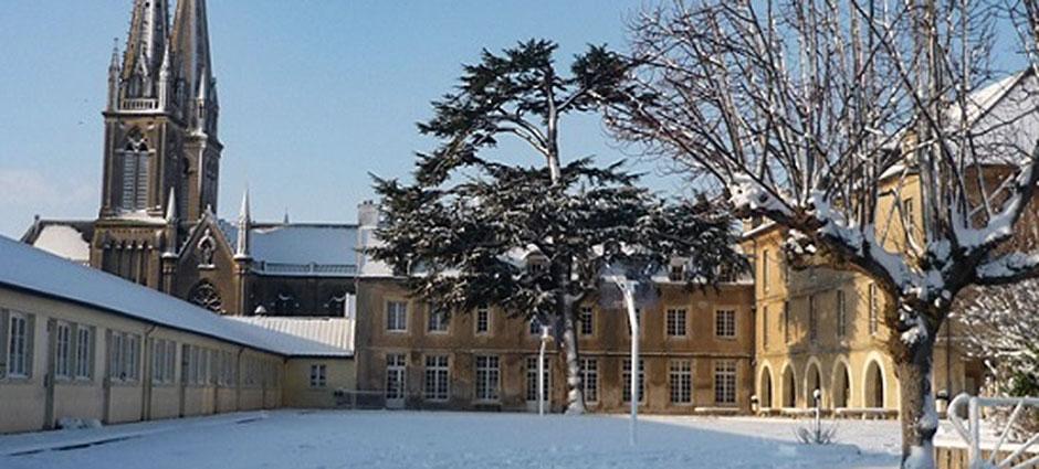 14440 - Douvres-la-Délivrande - Collège Privé Mixte Maîtrise Notre-Dame