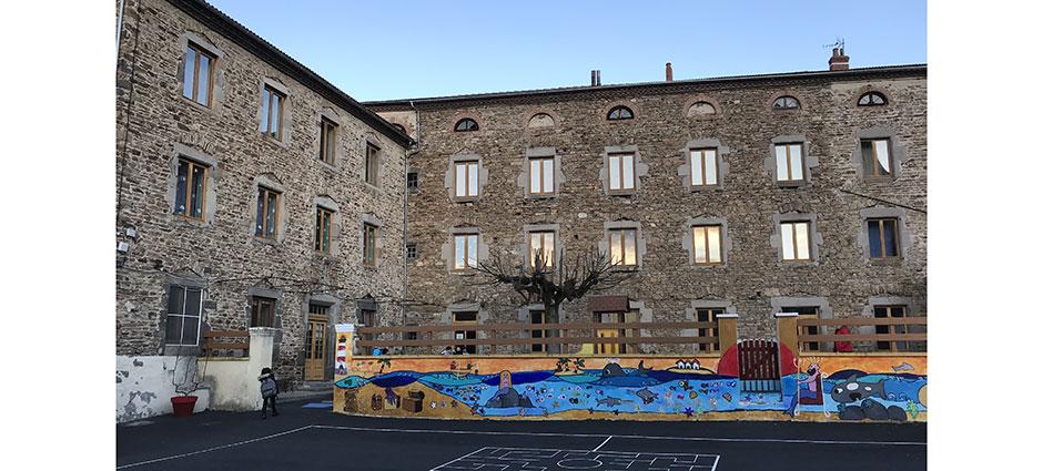 15500 - Massiac - École Privée Saint-André