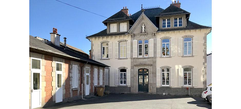 15000 - Aurillac - École Externat de l'Enfant Jésus