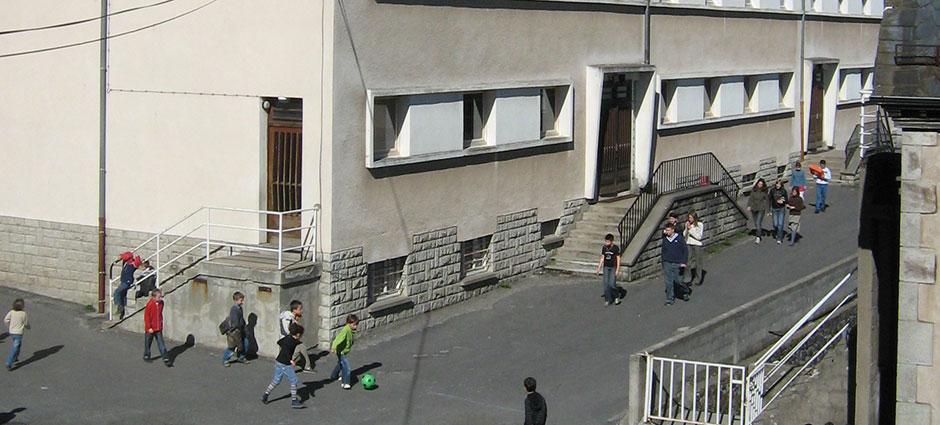 15400 - Riom-ès-Montagnes - École Privée Mixte Sacré-Cœur