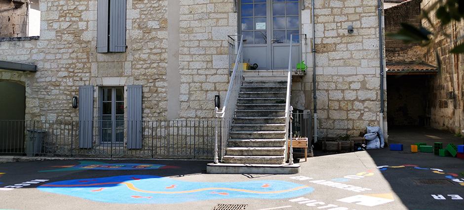 16000 - Angoulême - École Maternelle et Primaire Saint-Paul