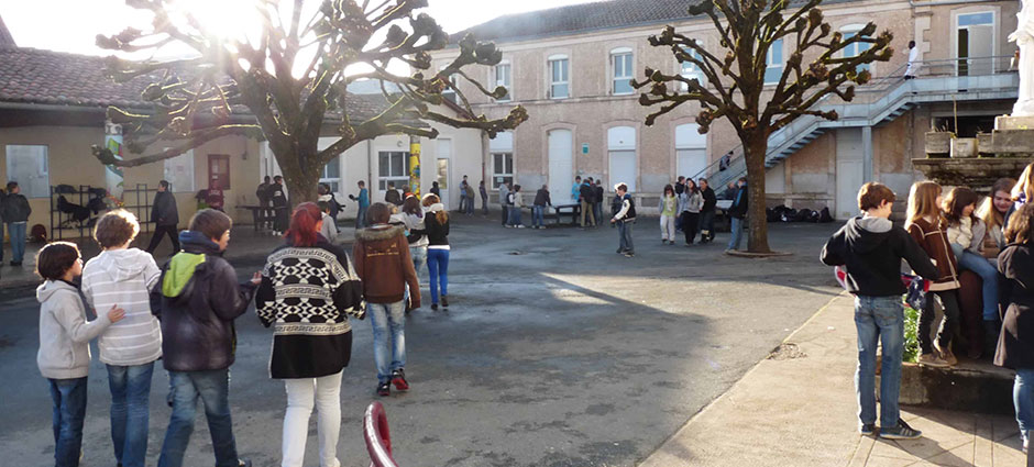16700 - Ruffec - École Privée Sacré-Cœur