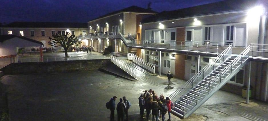16700 - Ruffec - Collège Privé Sacré-Cœur