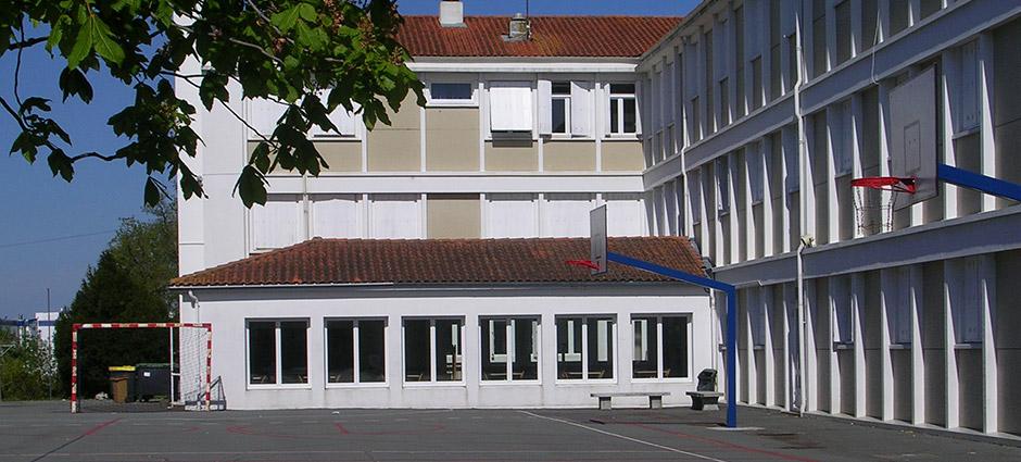 17200 - Royan - Collège Privé Sainte-Marie, Saint-Jean Baptiste