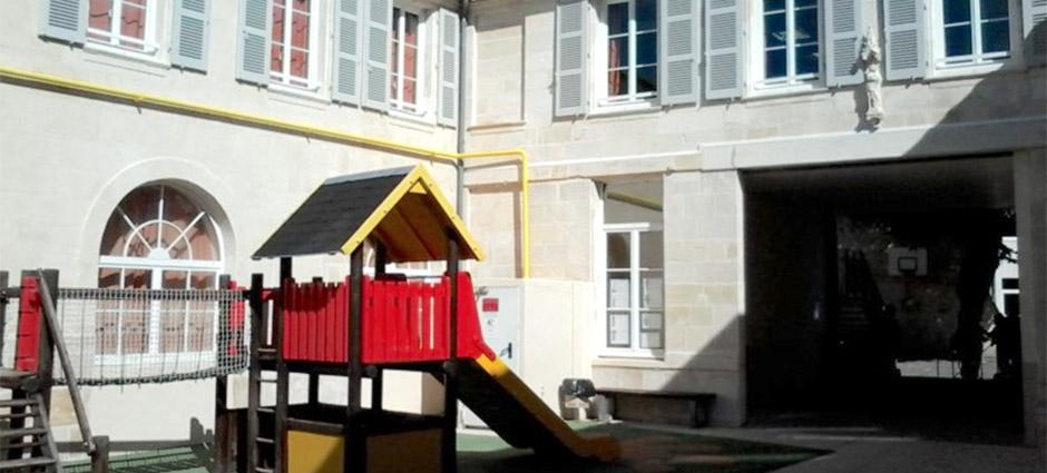 17300 - Rochefort - École Privée Sainte-Marie La Providence