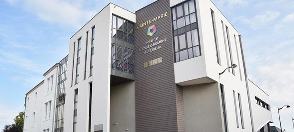 18020 - Bourges - Collège Sainte-Marie - Ensemble Scolaire Bourges Centre