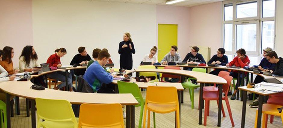 18000 - Bourges - École Saint-Dominique - Ensemble Scolaire Bourges Centre
