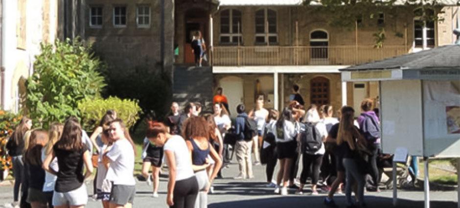 19100 - Brive-la-Gaillarde - Lycée Bahuet