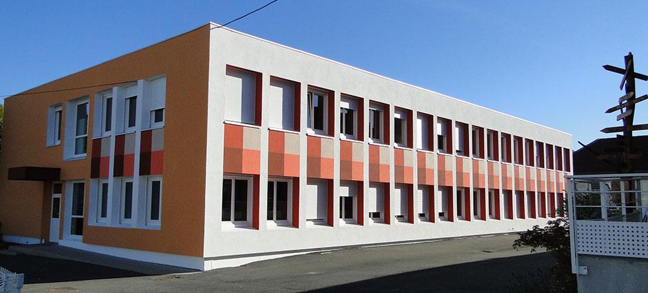 22370 - Pléneuf-Val-André - Collège Privé Saint-Joseph - Sainte-Anne