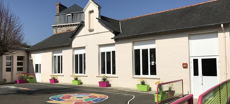 22000 - Saint-Brieuc - École Privée Saint-Michel, Groupe Scolaire Armor