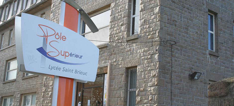 22000 - Saint-Brieuc - Pôle Enseignement Supérieur, Lycée Saint-Brieuc