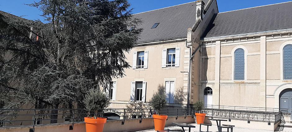 24000 - Périgueux - Lycée Professionnel Saint-Vincent-de-Paul