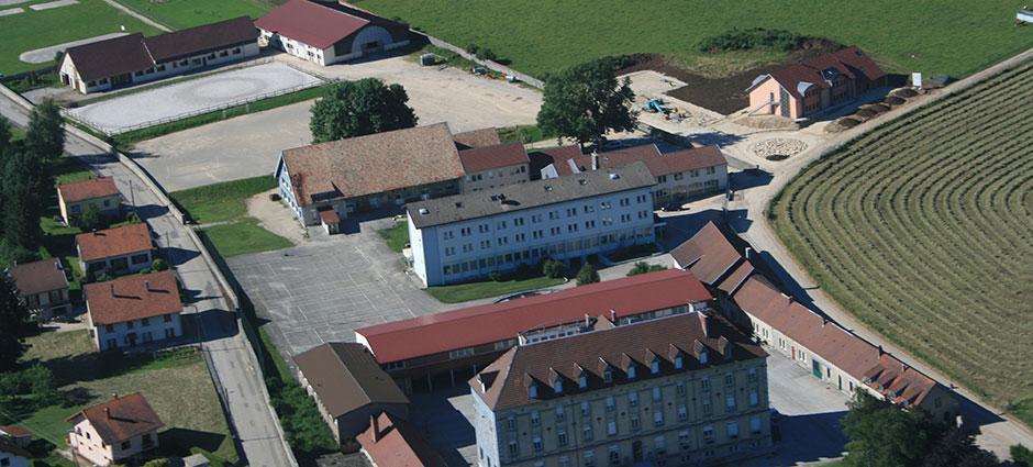 25270 - Levier - Lycée Agricole Technologique LaSalle Levier