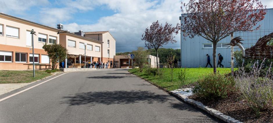 26760 - Montéléger - Apprentis d'Auteuil - Ensemble Scolaire Val-de-Drôme