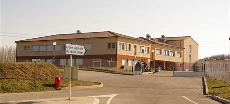 26760 - Montéléger - Apprentis d'Auteuil - Internat du Lycée Agricole Val-de-Drôme